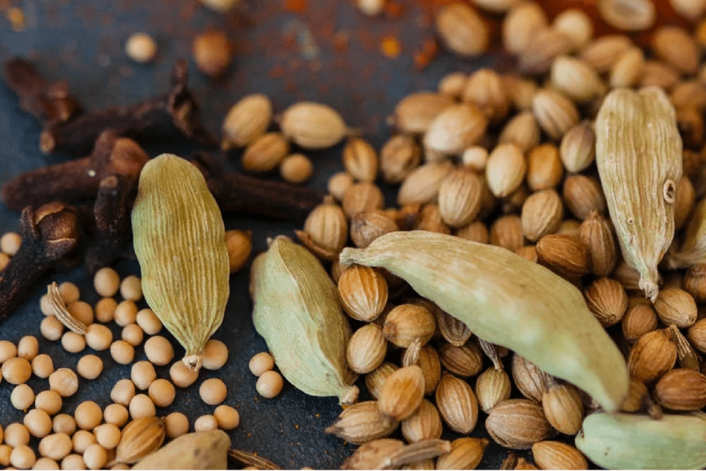 Mixture of seeds