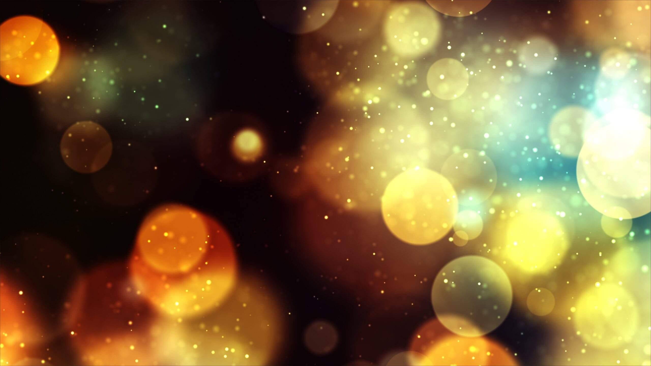 Christmas Lights, glow