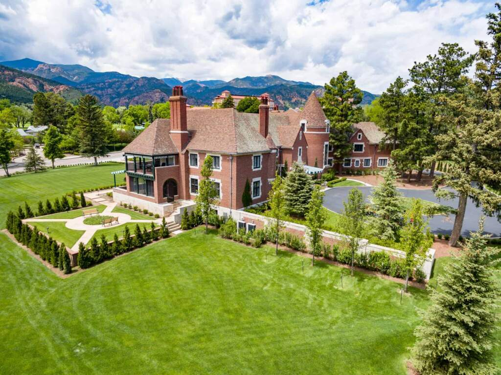 Broadmoor Estate House
