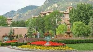 Landscaping the US Open at The Broadmoor