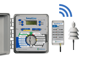 Weathermatic Smart Irrigation System