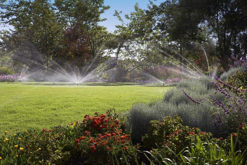 Smart Irrigation with Wi-fi controllers