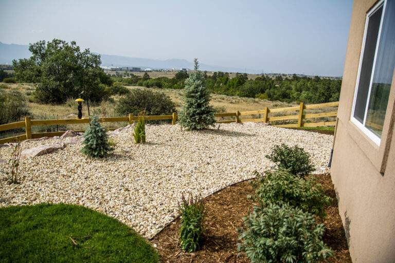 Xeriscaping with Turf