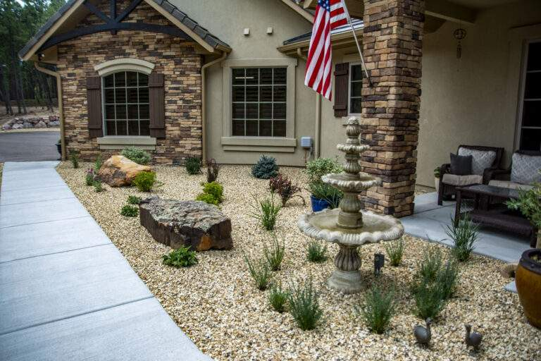 Front Xeriscaping