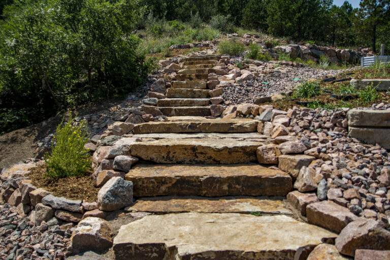siloam stone steppers